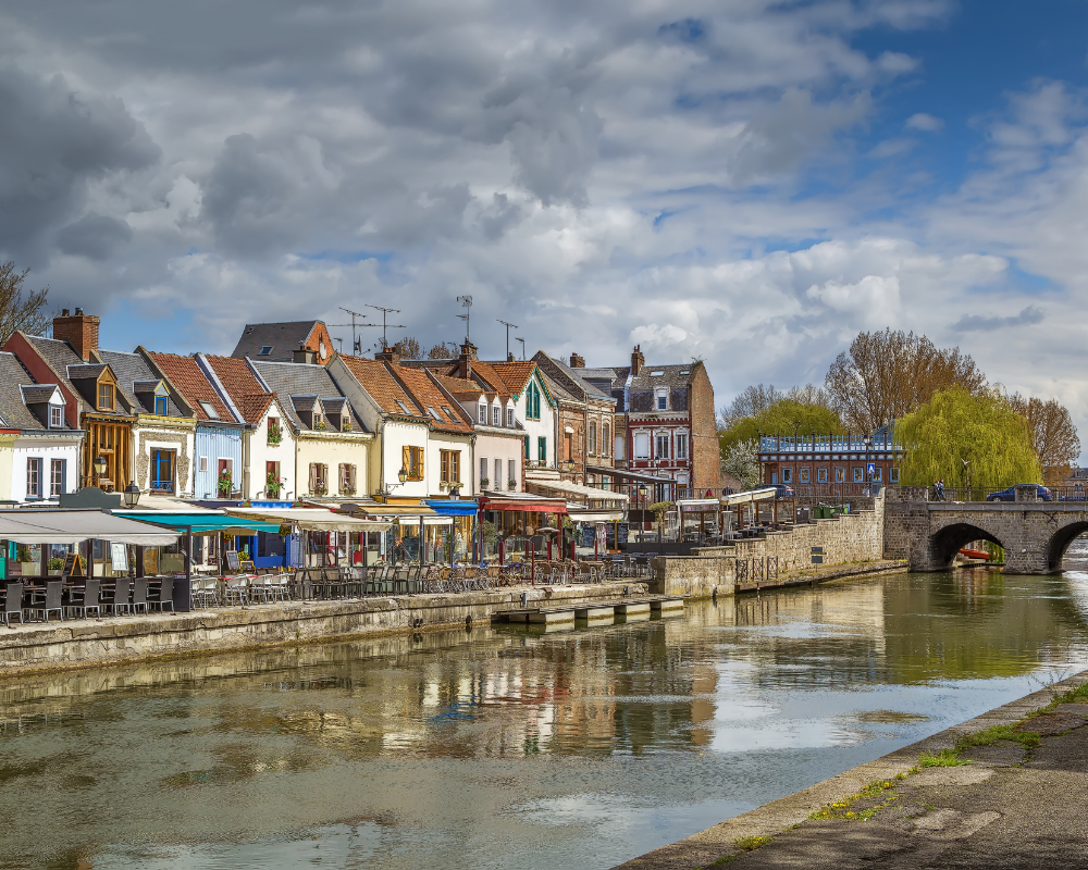 Nettoyage industriel à Amiens